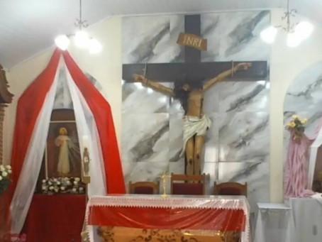 Mensagem de Nossa Senhora ao Irmão Eduardo Ferreira de 12/04/2021 em São José dos Pinhais, PR
