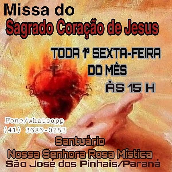 Missa do Sagrado Coração de jesus toda 1