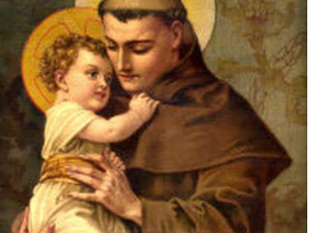 Message of the last public appearance of Saint Anthony to Brother Eduardo on November 24, 2020