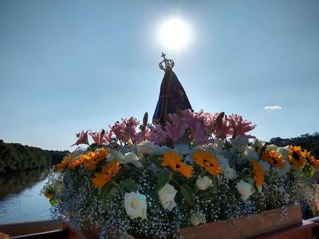 MESSAGE OF OUR LADY TO THE SEER BROTHER EDUARDO ON OCTOBER 12, 2020 IN SÃO JOSÉ DOS PINHAIS/PR