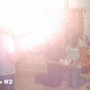 Estigmas de Cristo na Foto2009