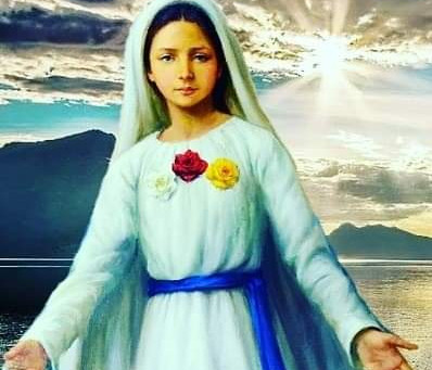 Message of Our Lady Mystical Rose Queen of Peace, on May 12, 2020 - São José dos Pinhais/Paraná BR