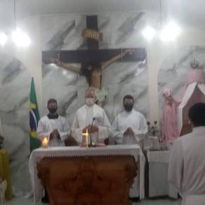 Our Lady's Message to Brother Eduardo Ferreira on Jan 13, 2021 in São José dos Pinhais/PR