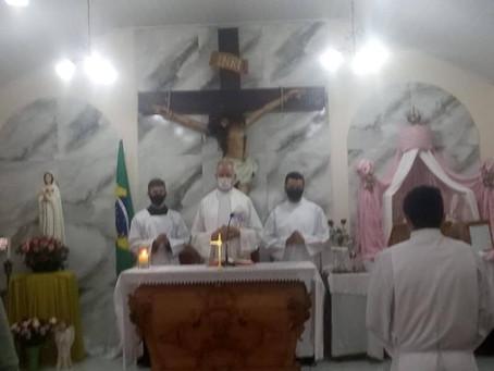 Mensagem de Nossa Senhora ao Irmão Eduardo Ferreira de 13/01/2021 em São José dos Pinhais, PR
