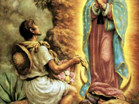 Mensagem de Nossa Senhora em 12 de dezembro de 2018 em São José dos Pinhais, PR.
