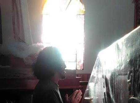 Aparição de Nossa Senhora da Rosa Mítica em 13 de fevereiro de 2020 em São José dos Pinhais,