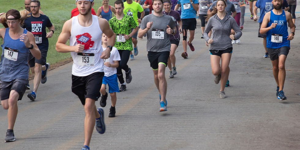 Sherwood Fest 5K Fun Run & 1K Family Walk/Run