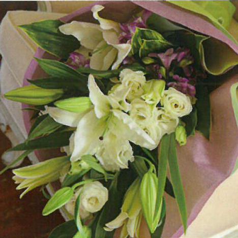 洋花お供え花束