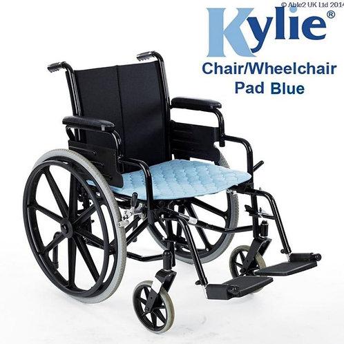 Kylie Chair Pad - 50 x 50cm - Blue