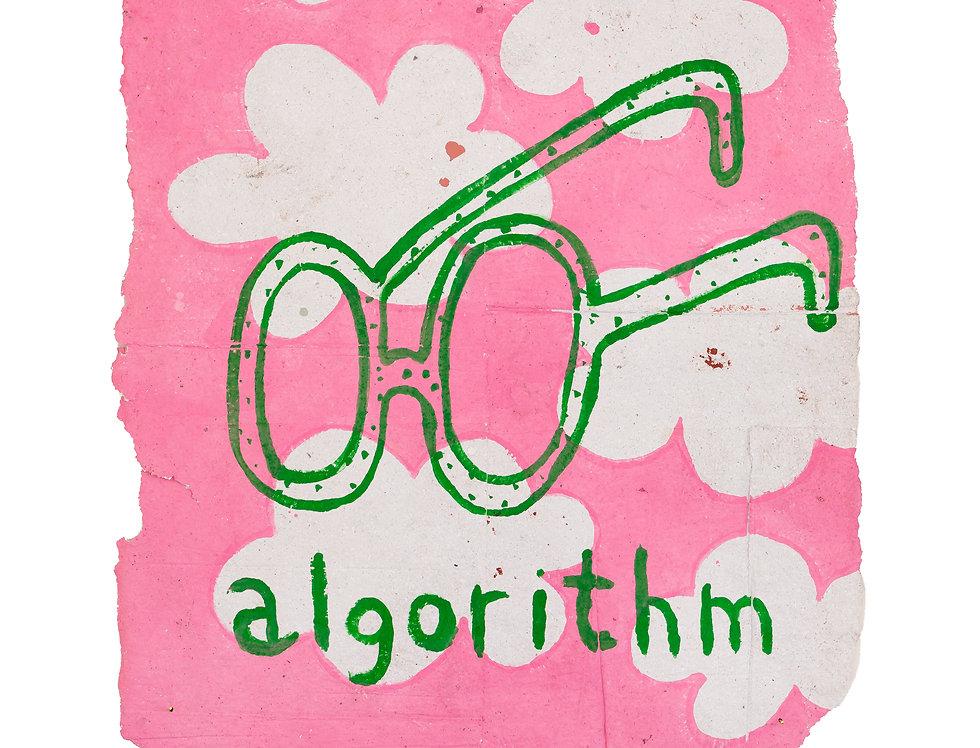 Algorithm: The New God   Sara Tristão