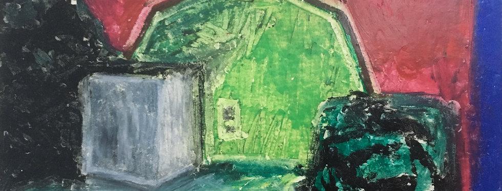The Glowing Barn II | Rafaela Nunes