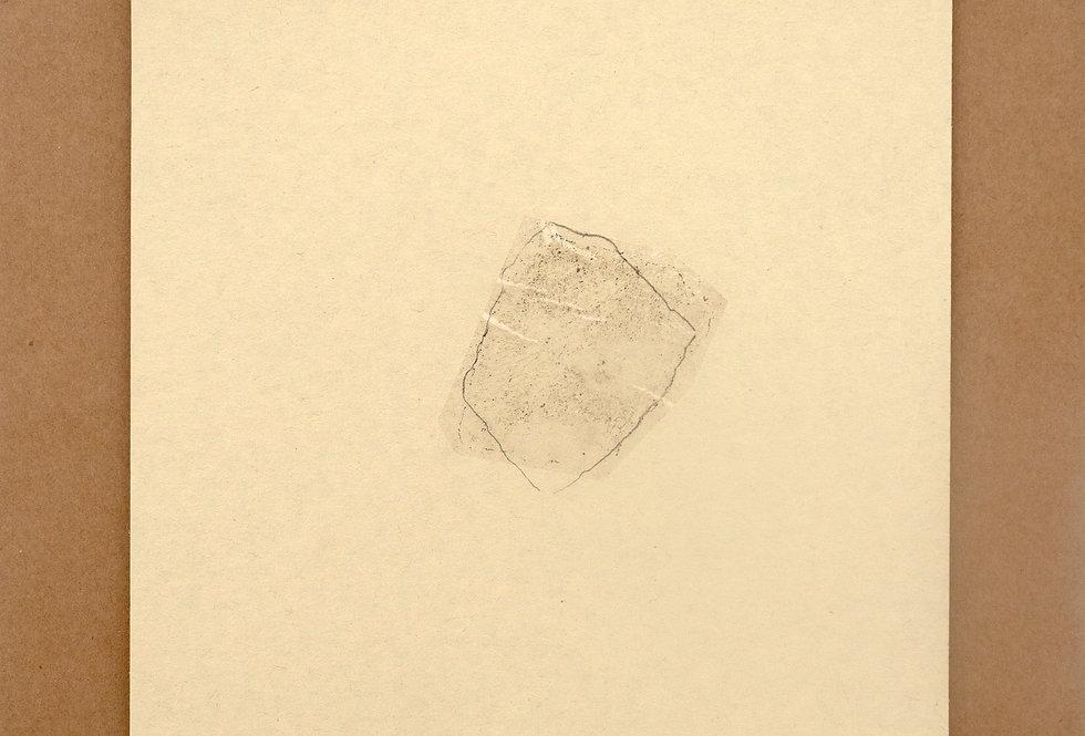 Ensaio sobre a pedra 3 #6 | Ricardo Barbeito