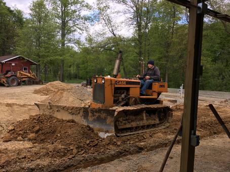 Mill Creek Central Work Weekend