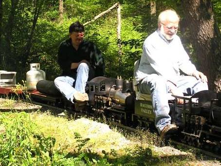 Calling all Logging and Narrow Gauge Trains!!!