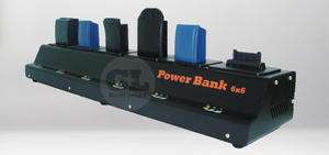 Barcode Scanner/Printer Battery Charger