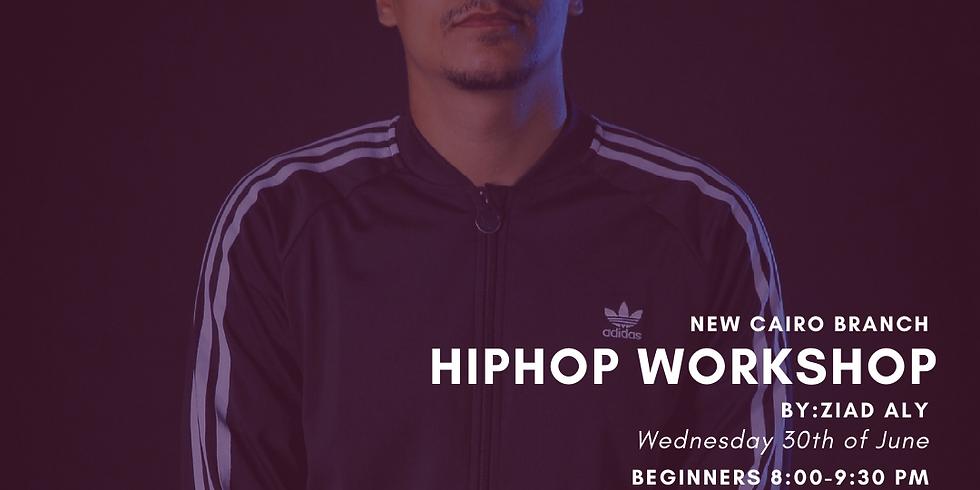 Hip Hop Workshop by Ziad Aly Mounib. Intermediate. New Cairo