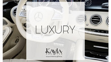 Emotion Behind The Font: Luxury
