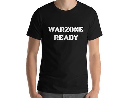 Warzone Ready!
