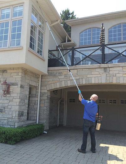 residential pest control spray