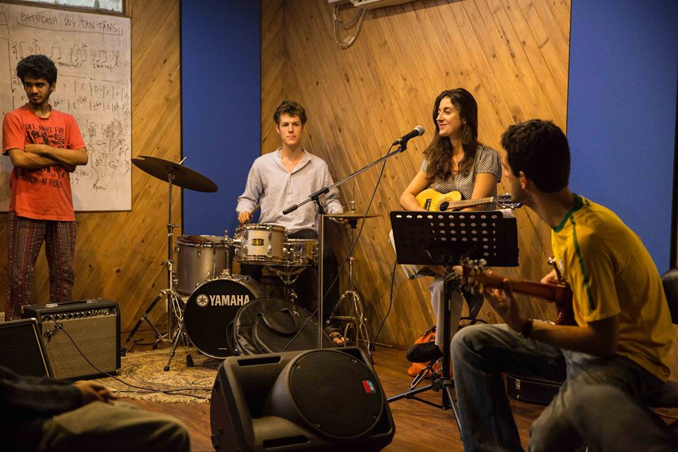 Global Music Institute , New Delhi
