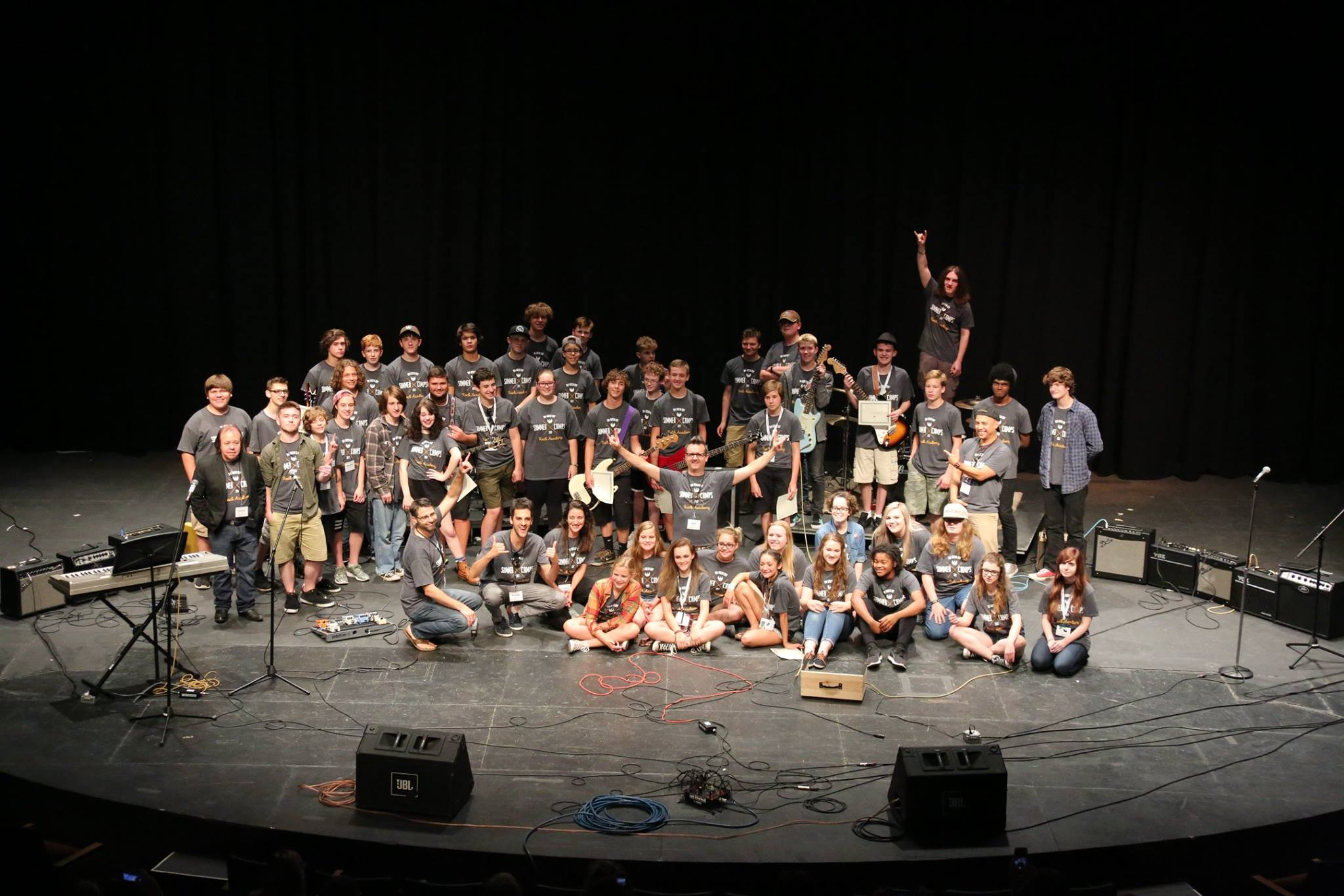 UWGB Summer Music Camp