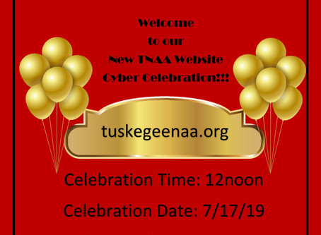 New TNAA Website!!!