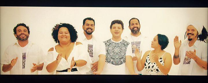 Com Zeca Barreto e Banda