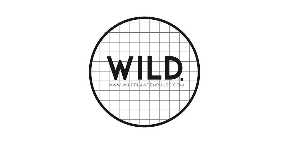 Openingsweekend Wild Plants&Coffee.