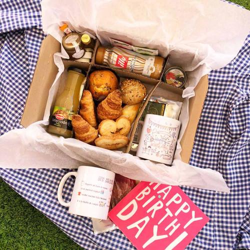 Regalo desayuno a domicilio espa a las flores no se comen - Regalar desayuno a domicilio madrid ...