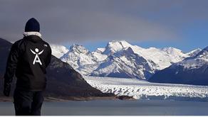 Contemplando al más increíble de los Glaciares