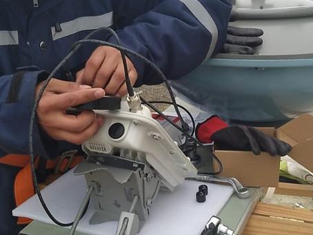 Recambio de equipos para servicio de internet en Soberana