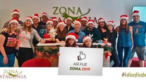 ¡Se va un año lleno de logros, y comienza una década repleta de objetivos! Así fue Zona 2019: