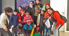 ¡Ayer nos visitaron zombies, monstruos y brujas! ¡Así fue Halloween en Zona!