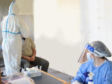 Testeos en Cotecal sin resultados positivos