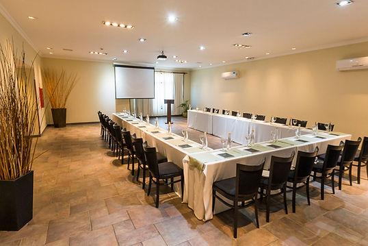 salón para evento corporativo