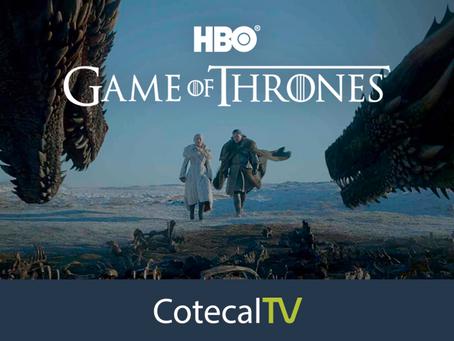 ¡Disfrutá sin costo del estreno de la temporada final de Juego de Tronos (GOT) con CotecalTV