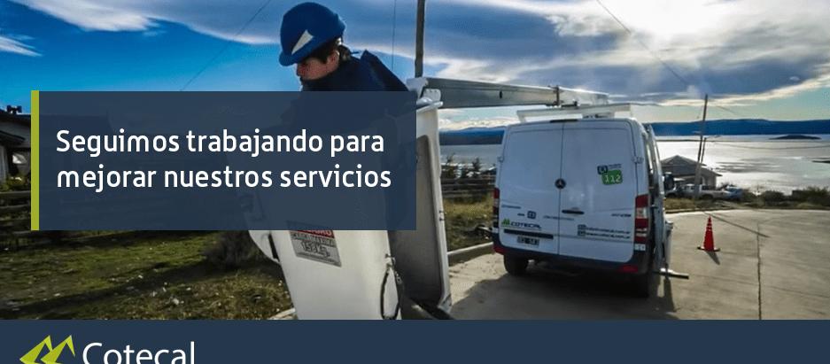 Punta Soberana: Corte de servicios por mantenimiento