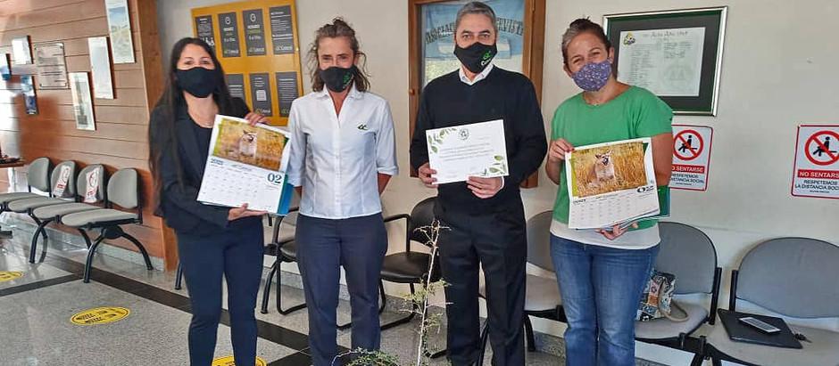 Reconocimiento para Cotecal por parte de La Semilla Eco-proyectos