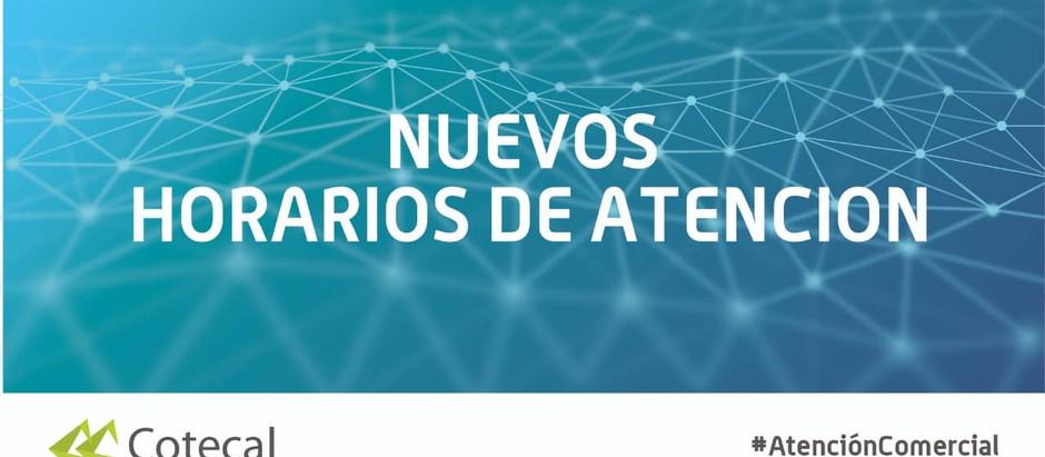 Cotecal adecúa su funcionamiento al decreto 891/2020 de la provincia de Santa Cruz