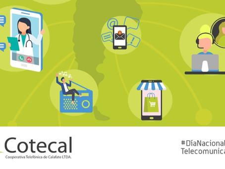 13 de Julio: Día Nacional de las Telecomunicaciones