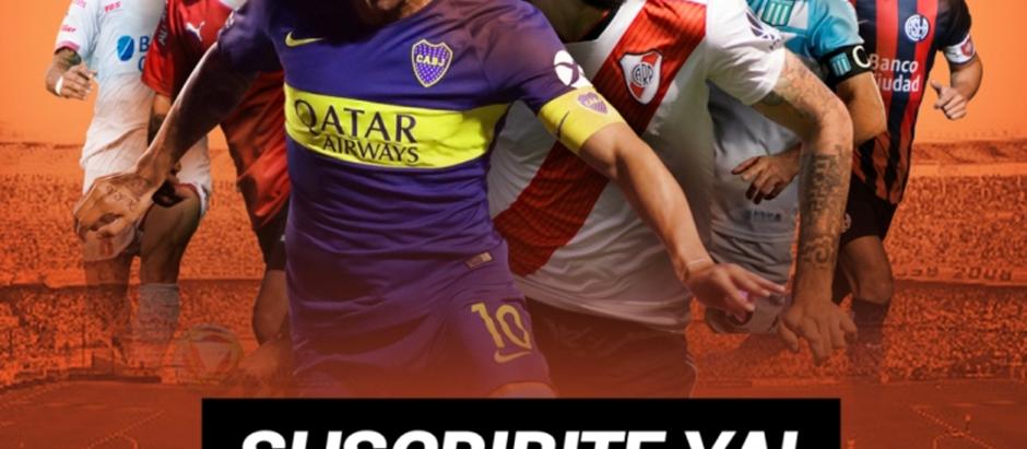 Arranca una nueva edición de la Copa Superliga. ¡Disfrutala con el Pack Futbol de CotecalTV!