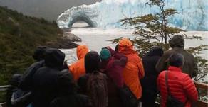 ¡Siempre que llovió paró! Así fue esta divertida excursión al Perito Moreno.