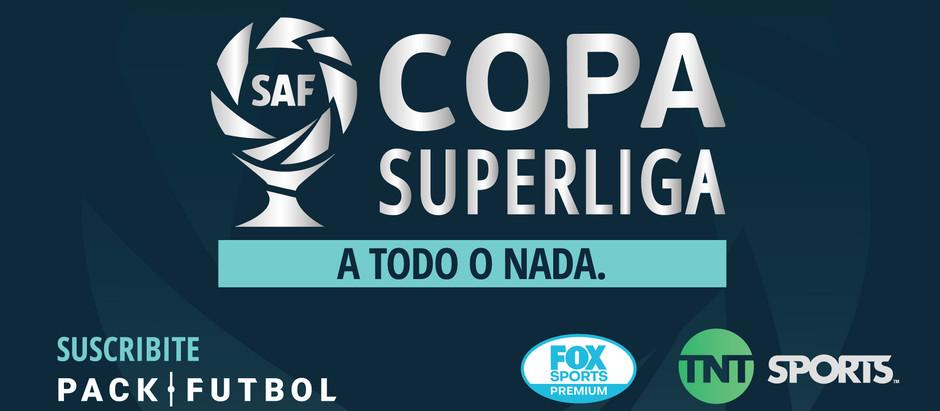 Ya arranca la Copa Superliga 2019 ¿Te la vas a perder?
