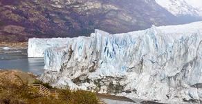 Comenzó la cuenta regresiva para la ruptura del Perito Moreno