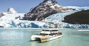 Así es Glaciares 360