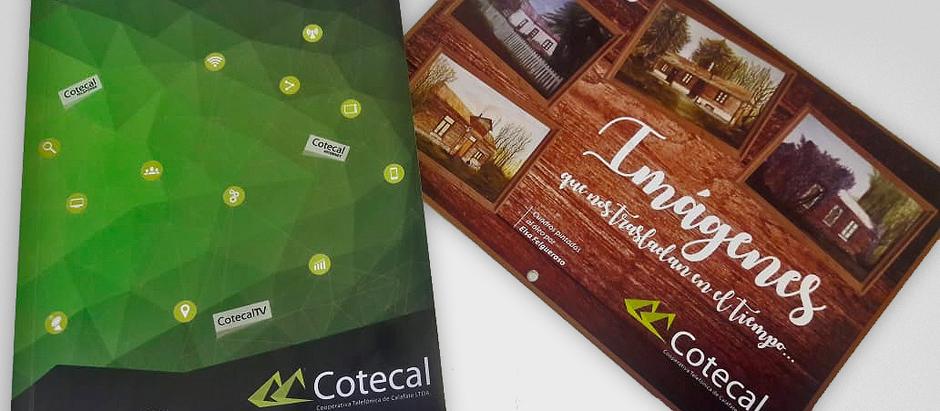 ¡Vení a buscar tu Guía y Calendario Cotecal 2020!