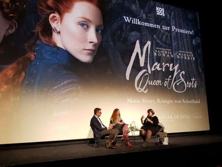 "Introduction & Screening | ""Mary, Queen of Scots"" Premiere 