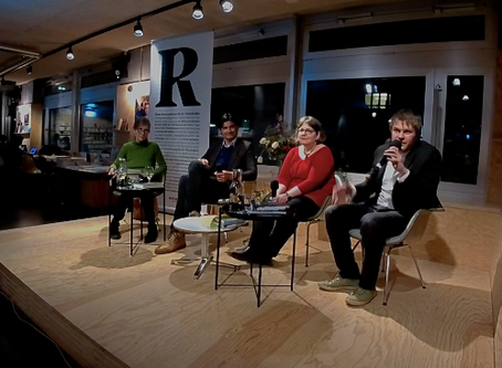 Panel | Republik Book Club | 12.3.19