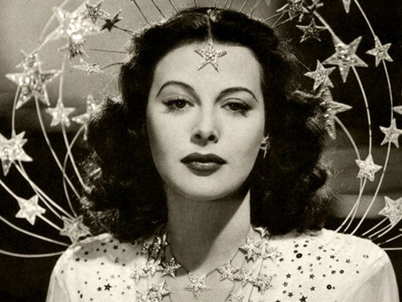 Lecture | Hedy Lamarr | 19.01.20