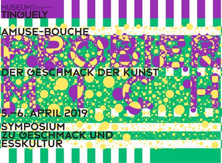 Talk | Amuse-Bouche | 5.4.19